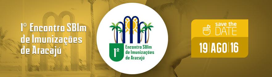 I Encontro de Imunizações de Aracaju